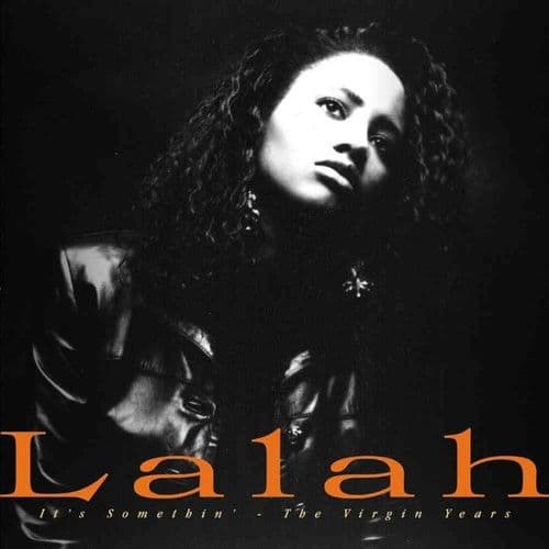 Lalah Hathaway<br>It's Somethin' - The Virgin Years<br>2CD, Comp, RM